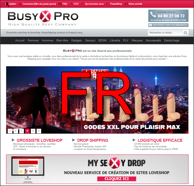Busyx-Pro France